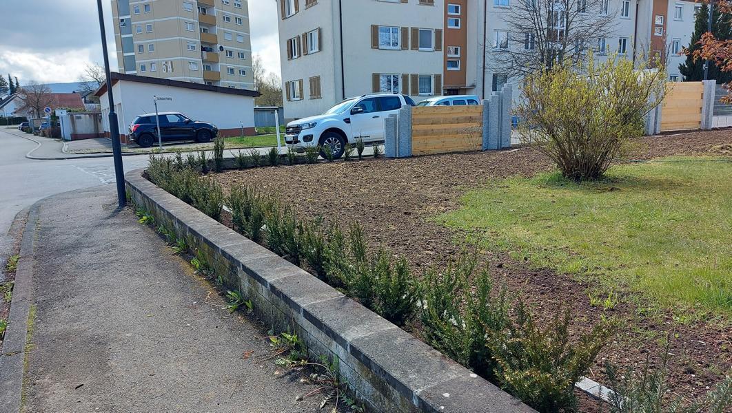 Wir pflegen Ihren Garten in Aldingen